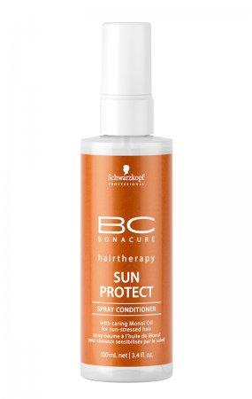 Schwarzkopf BC Sun Protect, odżywka w sprayu, ochrona przed słońcem, 100ml