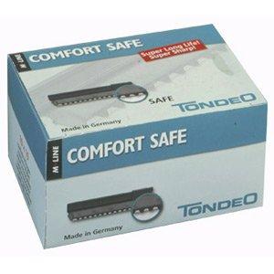 Tondeo Comfort Safe, ostrza do brzytwy, 10 szt.