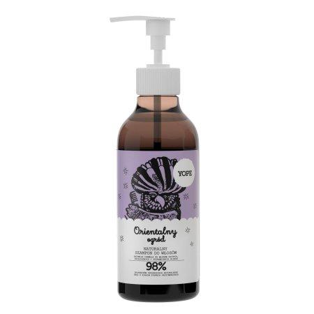 Yope, szampon do włosów suchych Orientalny Ogród, 300ml
