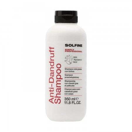 Solfine Care Anti-Dandruff, szampon przeciwłupieżowy, 350ml