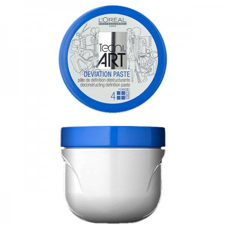 Loreal Tecni Art, Deviation Paste, pasta rzeźbiąca, 100ml