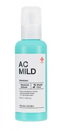 Holika Holika AC & Mild, emulsja nawilżająca, 130ml