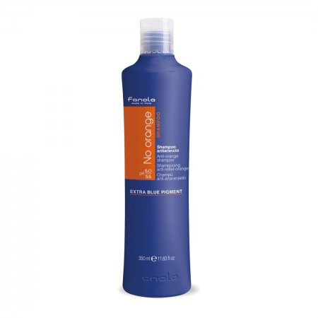 Fanola No Orange, szampon redukujący pomarańczowe odcienie, 350ml