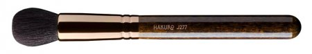 Hakuro J277, pędzel do pudru, konturowania i różu, ciemnobrązowy