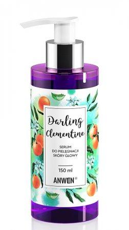 Anwen Darling Clementine, serum do pielęgnacji skóry głowy, 150ml
