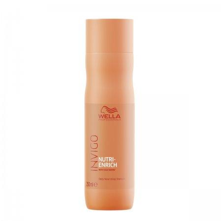 Wella Invigo Enrich, szampon odżywczy, 250ml