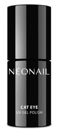 NeoNail Cat Eye Satin, lakier hybrydowy, 7,2ml