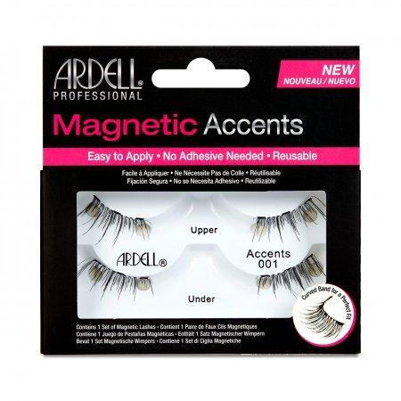 Ardell Magnetic Lash, rzęsy magnetyczne, połówki, 001