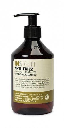 InSight Anti Frizz, szampon nawilżający przeciw puszeniu, 400ml
