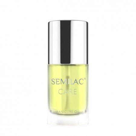Semilac Manicure Oil Lemon, oliwka do paznokci, 7ml