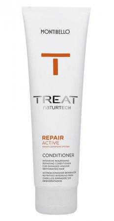 Montibello Treat Naturtech, odżywka do włosów zniszczonych Repair Active, 150 ml