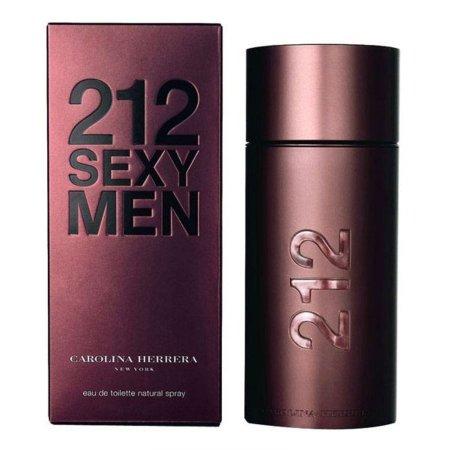Carolina Herrera 212 Sexy MEN, woda toaletowa, 50ml (M)