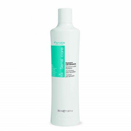 Fanola Sensi Care, szampon do wrażliwej skóry głowy, 350ml