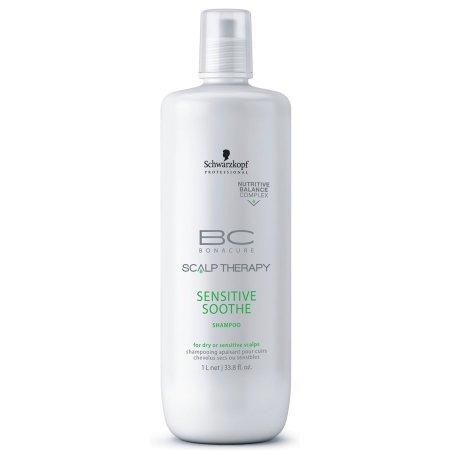 Schwarzkopf BC Scalp Therapy, szampon do wrażliwej skóry głowy, 1000ml