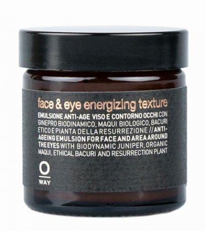OWay Man, emulsja przeciwstarzeniowa do twarzy i okolic oczu, 50ml