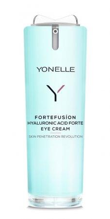 Yonelle Fortefusion, krem pod oczy i na powieki z kwasem hialuronowym forte, 15ml