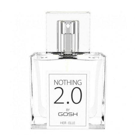 Gosh, Nothing 2.0 For Her, woda toaletowa, 50ml