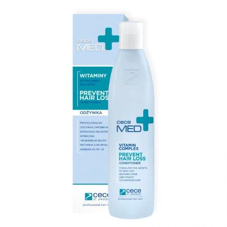 CeCe Med, odżywka przeciw wypadaniu włosów, 300ml