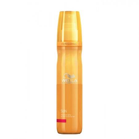 Wella Sun, dwufazowy spray z filtrami UV, włosy cienkie, 150ml