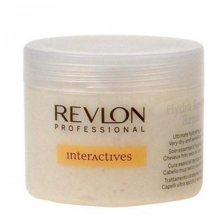 Revlon Interactives Hydra Rescue, termoaktywna maska nawilżająco-regenerująca, 450ml