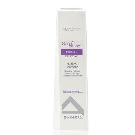 Alfaparf Semi di Lino, szampon nawilżający, 1000ml
