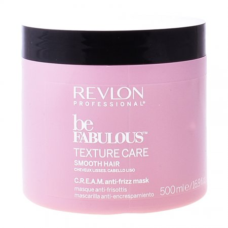 Revlon Be Fabulous Smooth, maska wygładzająca, 500ml