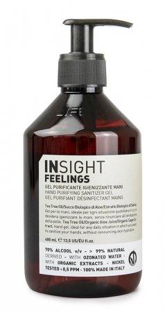 Insight Feelings, dezynfekujący żel do rąk, 400ml