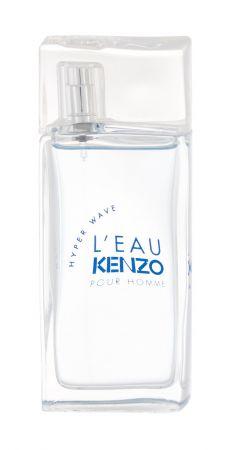 Kenzo L´Eau Kenzo Pour Homme Hyper Wave, woda toaletowa, 50ml (M)