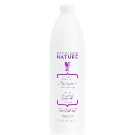 Alfaparf Precious Nature, szampon do włosów kręconych i falowanych, 1000ml