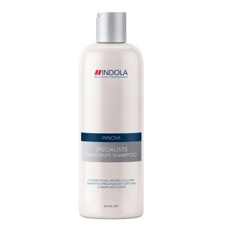 Indola Specialists, szampon przeciwłupieżowy, 300ml