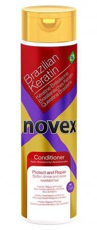 Novex Brazilian Keratin, odżywka z keratyną, 300ml