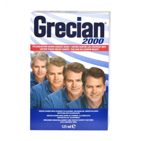 Odsiwiacz w płynie Grecian 2000, 125ml - uszkodzone opakowanie