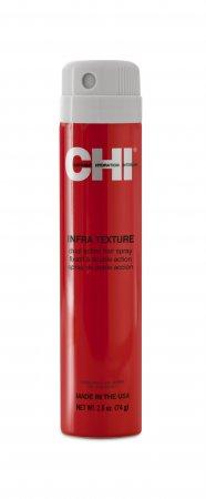 CHI Infra Texture Dual Spray, silny lakier do stylizacji włosów, 50g