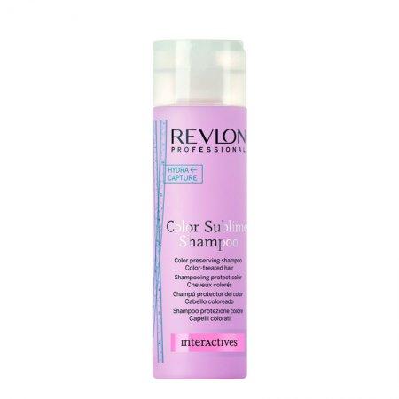 Revlon Interactives Color Sublime, szampon do włosów farbowanych, 250ml