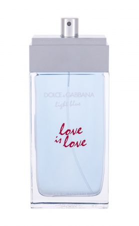 Dolce&Gabbana Light Blue Love Is Love, woda toaletowa, 100ml, Tester (W)