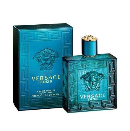 Versace Eros, woda toaletowa, 100ml, Tester (M)