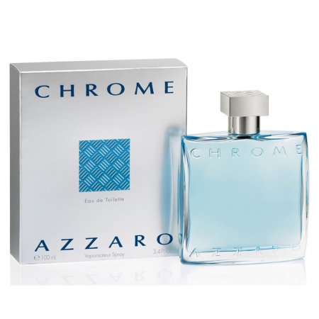 Azzaro Chrome, woda toaletowa, 100ml (M)