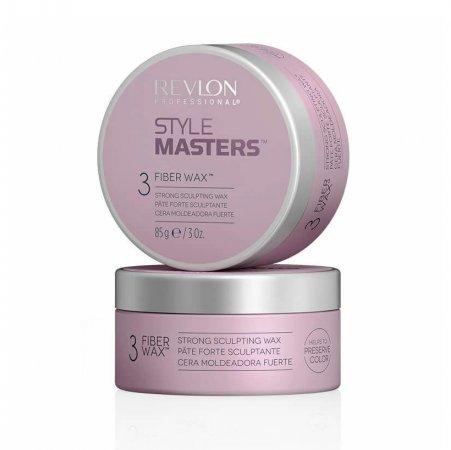 Revlon Style Masters, włoknisty wosk rzeźbiący, 85g