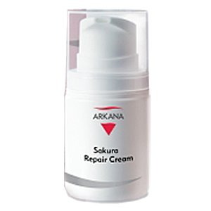 Arkana Sakura Repair Cream, naprawczy krem do twarzy, 50ml