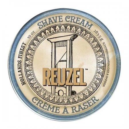 Reuzel Shave Cream, krem do golenia, 283,5g - wgniecenie