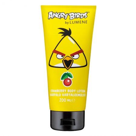 Lumene Angry Birds, balsam nawilżający do ciała, 200ml