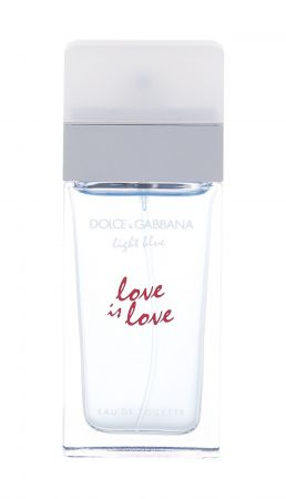 Dolce&Gabbana Light Blue Love Is Love, woda toaletowa, 25ml (W)