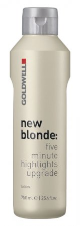 Goldwell New Blonde Lotion, loton do odświeżania pasemek blond, 750ml