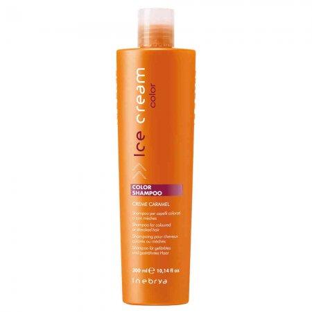 Inebrya Color, szampon do włosów koloryzowanych z ekstraktem z miodu, 300ml