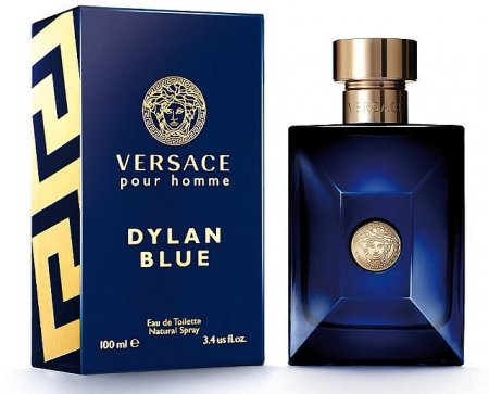 Versace Pour Homme Dylan Blue, woda toaletowa, 50ml (M)