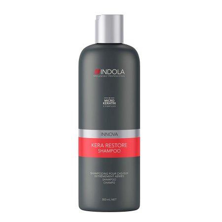 Indola Kera Restore, szampon odbudowujący, 300ml