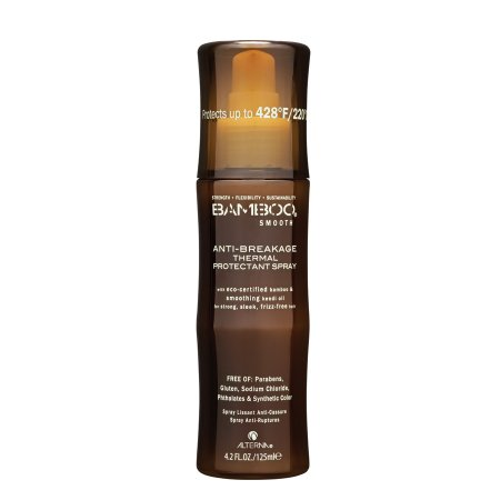 Alterna Bamboo Smooth, spray chroniący przed temperaturą, 125ml