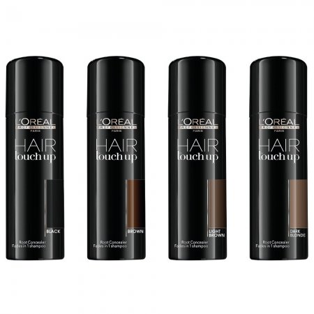 Loreal Hair Touch Up, spray do retuszu odrostu i siwych włosów, 75ml