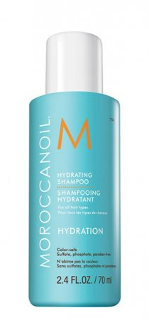Moroccanoil Hydration, szampon nawilżający, 70ml