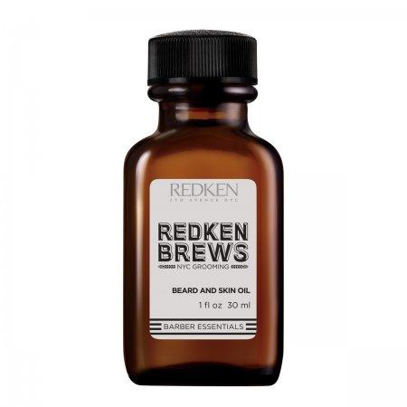 Redken Brews, olejek do brody, 30ml